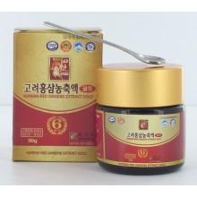 Extrait Gold de Ginseng rouge