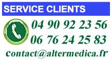 N'hésitez pas à nous contacter